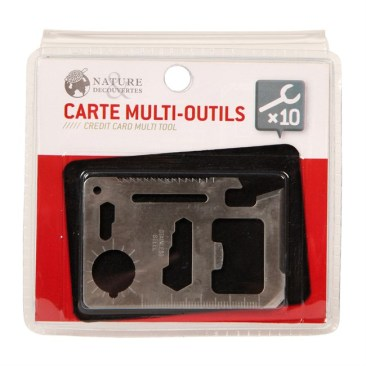 carte multi-outil