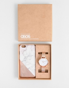 coffret rose gold
